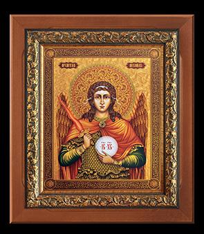 Икона на доске (мдф) в киоте
